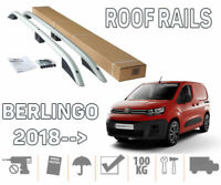 Citroen Berlingo LWB Aluminium Crown Roof Rails