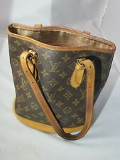 bd6e9e670102 Vintage Louis Vuitton Petit Bucket Tote Handbag Includes original dust bag