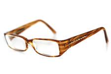 John RICHMOND JR02804 Brille Braun meliert glasses lunettes Brillengestell