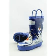 Scarpe stivali blu per bambini dai 2 ai 16 anni Numero 24
