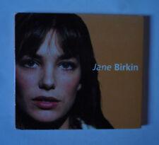 JANE BIRKIN COMPILATION ALBUM IN CARDBOARD CASE - 042283223127 - GOOD CONDITION