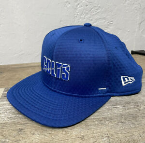 Indianapolis Colts NEW ERA NFL Sideline Collection Hat New Without Tags Snapback