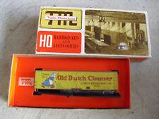 HO Scale Train Miniatures Old Dutch Cleanser Box Car Kit NIB 8052