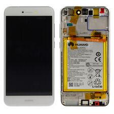 Huawei Pantalla LCD Unidad+Marco para P8 Lite 2017 Servicio Embalar 02351DLU
