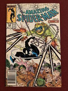 The Amazing Spider-Man #299 1988 Marvel Todd McFarlane Newsstand Variant  Venom