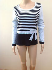 Per Una Striped Thin Knit Jumpers & Cardigans for Women