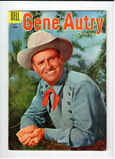 Dell Comic GENE AUTRY #99 May 1955 vintage comic FN condition