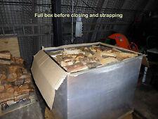 Kiln-dried Hardwood Logs ideal for Wood Burning Stoves, Log Burners & Chimineas
