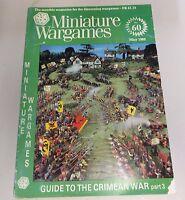 Miniature Wargames Number 60 May 1988 oop SC