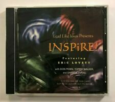 Lead Like Jesus Presents Inspire - Eric Lovett - CD