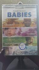 Everybody Loves Babies DVD 2010 Universal Studio Spotlight Series Focus Features