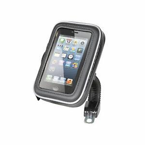 Supporto custodia porta cellulare da smartphone per moto bici gps impermeabile