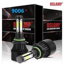 4 Sides 9006 HB4 High Power 1400W LED High/Low Beam Bulbs 6000K White Head Light