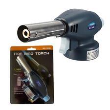 Blow Torch Fire Bird Lighter Buttan Gas Soldering Welding Iron Gun BBQ Burner AU