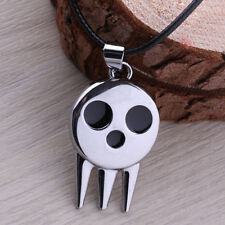 Kid Necklace Inspired Pendant Anime Cosplay New for Anime Soul Eater Death HF