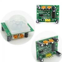 Top DIY Hot New Adjust IR Pyroelectric Module HC-SR501 Motion Sensor Detector