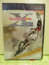 RED BULL Fighters International Free Style Motocross 2010  DVD *NUOVO SIGILLATO*