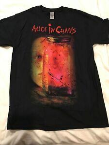 ALICE IN CHAINS JAR OF FLIES T-Shirt  Aust Stock M L XL Size Get it Quick