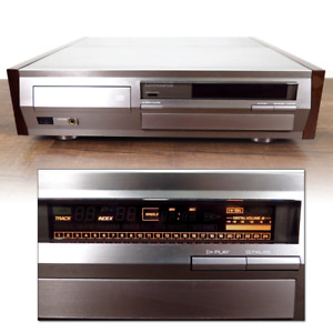 Yamaha CDX-2020 CD Player High bit system USED GC from Japan