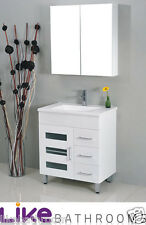 CLEARANCE SALE @ 750mm cabinet + basin