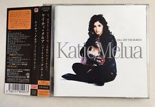 KATIE MELUA  CALL OFF THE SEARCH JAPAN CD+DVD OBI PYCE-5003