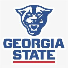 Georgia State Panthers Primary NCAA DieCut Vinyl Decal Sticker Buy 1 Get 2 FREE
