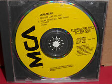 Anna Marie - Recipe of Love PROMO CD Single Rare Electronic DANCE