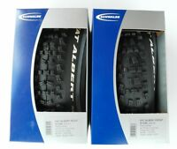 """Schwalbe Fat Albert Front and Rear Performance Folding 26""""X2.25 Tires - pair"""