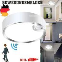 LED Pendelleuchte Deckenlampe Hängeleuchte Kronleuchter Bewegungsmelder Sensor