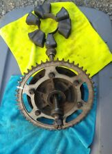 1987-90 KAWASAKI ZX750F NINJA/87-89 ZX750 REAR SPROCKET AND HUB Damper Axle Bolt