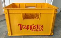 Trappistes Rochefort Belgium Beer Crate