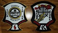 Ed Parker American Kenpo Karate Kung-Fu Large-Size Martial Arts Crest Patch