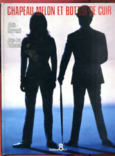 A. CARRAZE. J.L PUTHEAUD:  CHAPEAU MELON ET BOTTES DE CUIR. 1990.