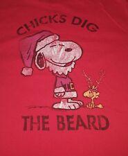 Snoopy and Woodstock t-shirt medium for Men original