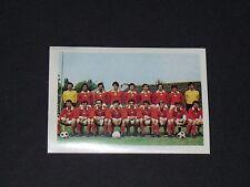 311 CSKA SOFIA BULGARIE BULGARIA UEFA C3 FOOTBALL BENJAMIN EUROPE 1980 PANINI