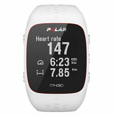 Polar M430 GPS Running Sports Watch Activity Tracker + Heart Rate - White
