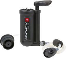 Katadyn backpacking water purification Hiker Pro Microfilter