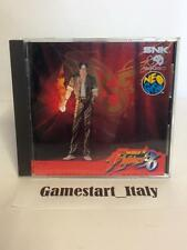 THE KING OF FIGHTERS 96 - NEO GEO CD - SNK - IMPORT JAP