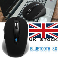 Wireless Mini Bluetooth Optical Mouse Mice 1200 DPI For Laptop PC Android Tablet
