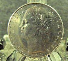 CIRCULATED 1977 100 LIRA ITALIAN COIN (80417)1