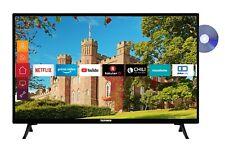 Telefunken XH24J501D 24 Zoll Fernseher (Smart TV inkl. Prime Video/Netflix)