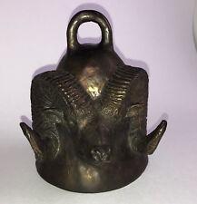 Carl Wagner Bronze Sculpture Bell Rocky Mtn Big Horn Ram Ltd Ed