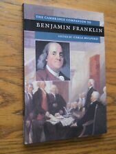 THE CAMBRIDGE COMPANION TO BENJAMIN FRANKLIN EDITED CARLA MULFORD