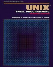 Hayden Books UNIX System Library: UNIX Shell Programming by Stephen G. Kochan an