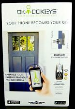Okidokeys Smart Lock Classic Bluetooth 4.0 Access Pack Smartphone Key Open Box
