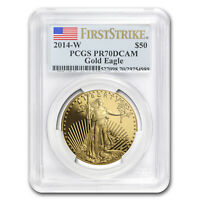2014-W 1 oz Proof Gold American Eagle PR-70 PCGS (FS) - SKU #79348