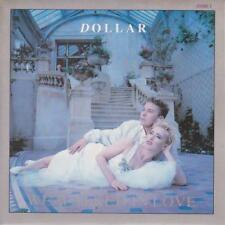DOLLAR - We Walked In Love [Vinyl Single 7 Inch,1986] UK DIME 1 Pop *VG+
