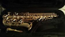Gold (Band) Alto Saxophone (Brand: Accent) with Case and nice Neck Strap