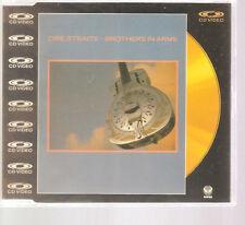 """DIRE STRAITS """"Brothers In Arms""""  gold V-CD Vertigo"""