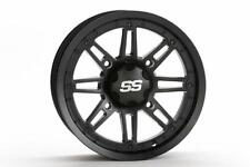 "ITP 12"" BLACK OPS SS216 4 WHEEL KIT KAWASAKI BRUTE FORCE 650i 750 MATTE BLACK"
